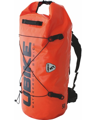 UBIKE Cylinder Bag 50L ORANGE