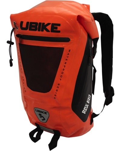 UBIKE  Easy pack + ORANGE/NOIR