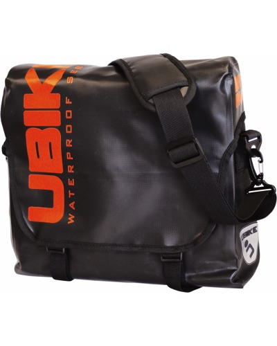 UBIKE Messenger Bag NOIR