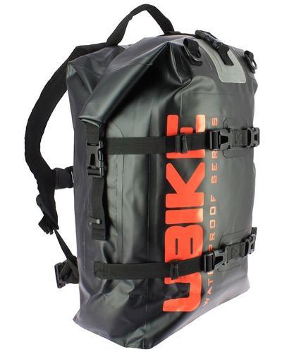 UBIKE SQUARE BAG NOIR