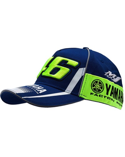 VR46  Racing blue Yamaha-VR46