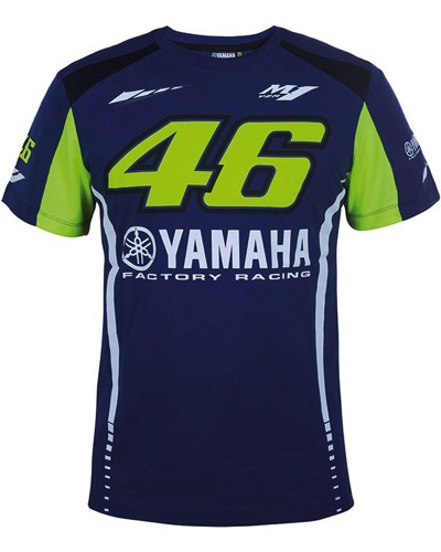 VR46 Racing blue Yamaha
