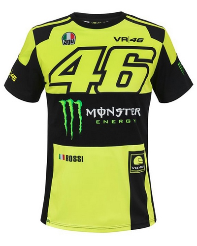 VR46  Replica Monster-VR46 jaune