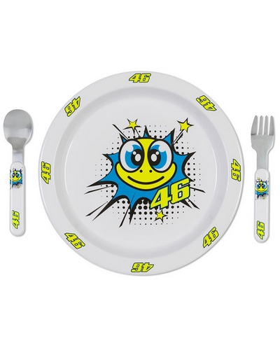 VR46  set de table Pop Art VR46