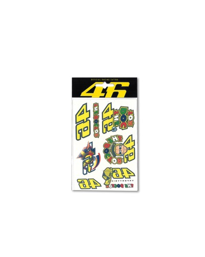 VR46 Tattoo set VR46
